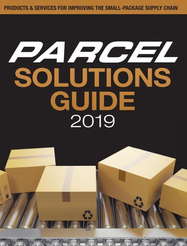 2019 Solutions Guide: PARCEL by RB Publishing - issuu