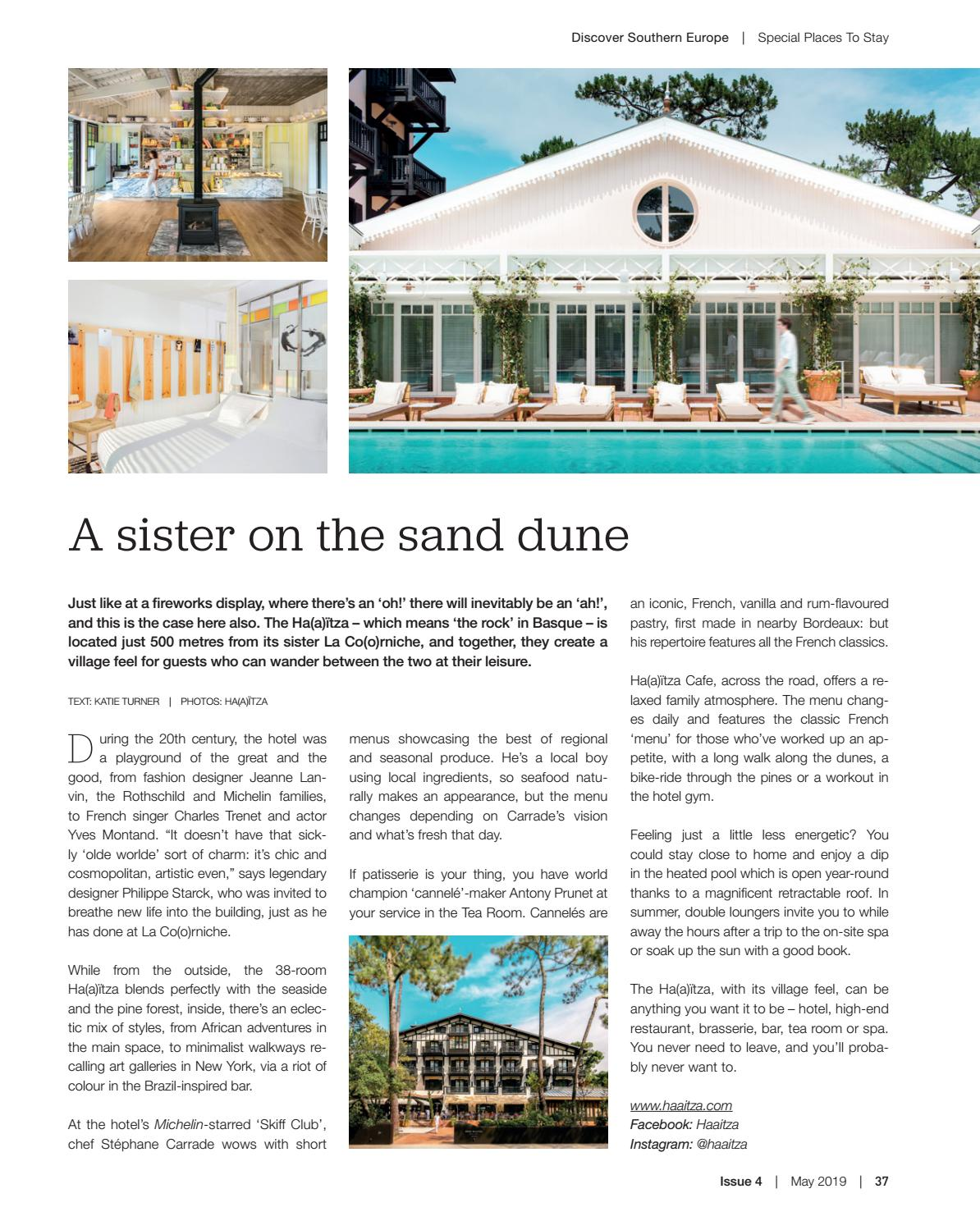 Discover Southern Europe, Issue 4, May 2019 by Scan Group