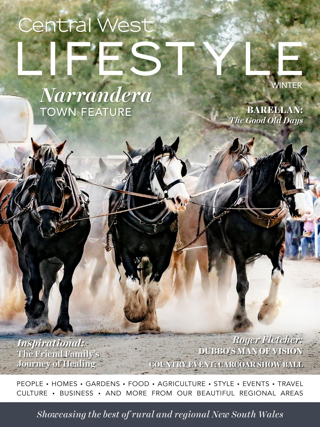 25 Central West Lifestyle | Winter 2019 by Regional Lifestyle