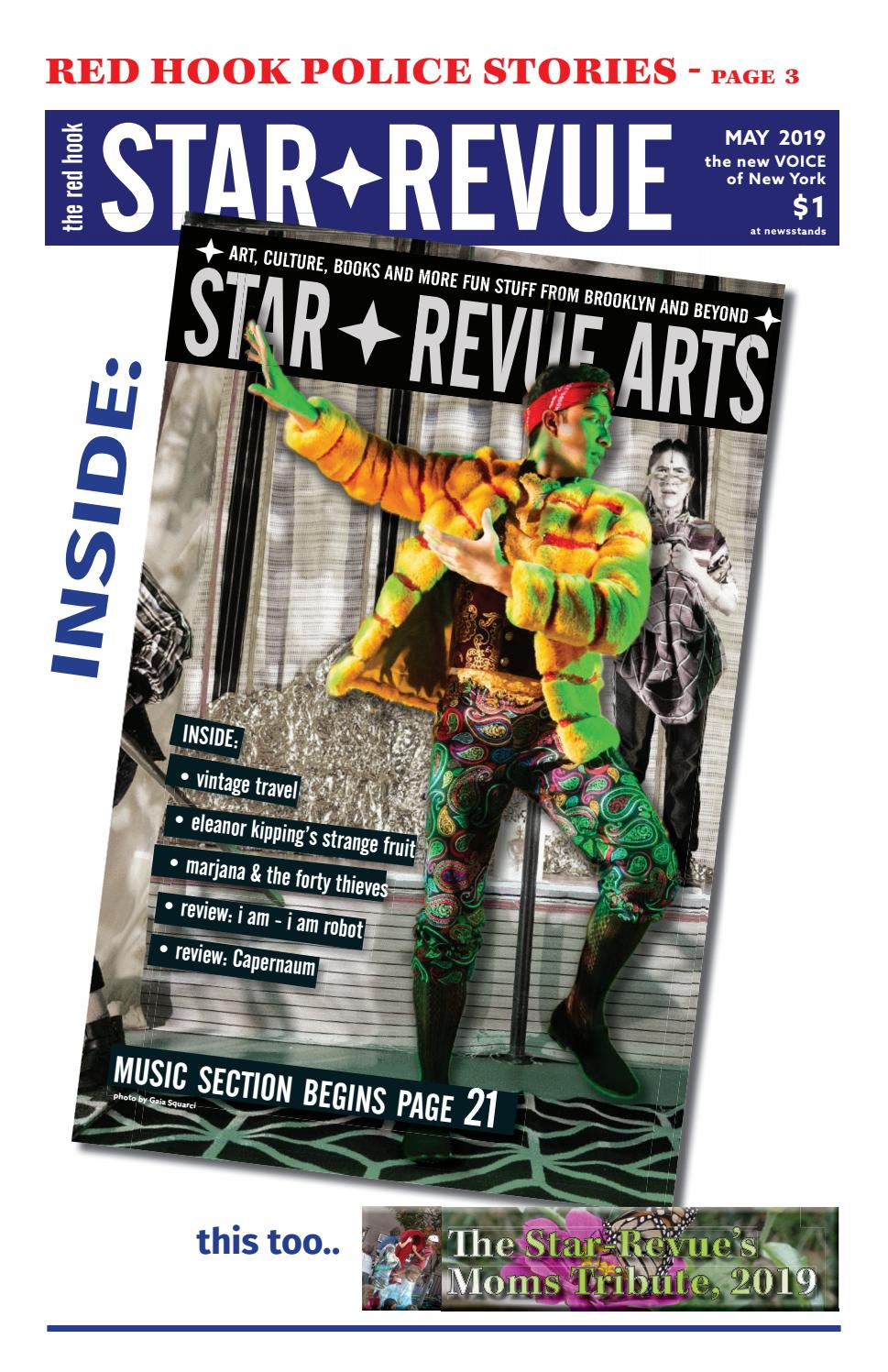 Red Hook Star Revue May 2019 By George Fiala Issuu