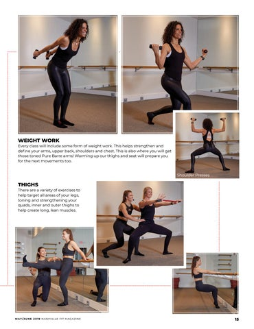 Page 15 of Pure Barre Class Intro