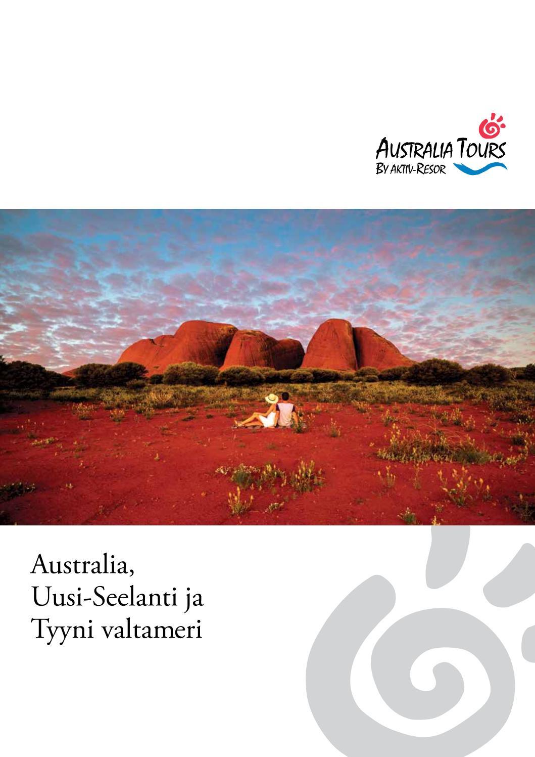 Destination Australia Nz 2019 2020 Aktivresor By Koolivoo Issuu