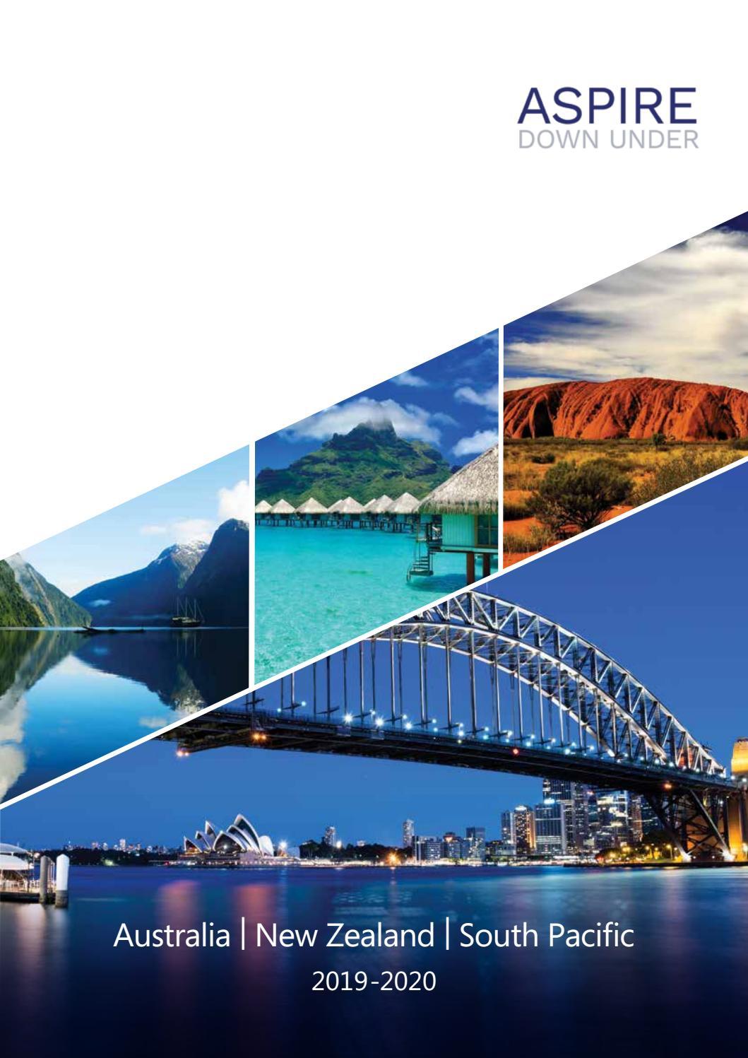 Destination Australia Nz 2019 2020 Aspire By Koolivoo Issuu
