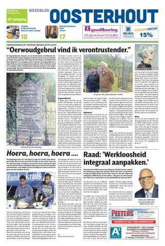 6c37257c0addf4 Weekblad Oosterhout 01-05-2019 by Uitgeverij Em de Jong - issuu