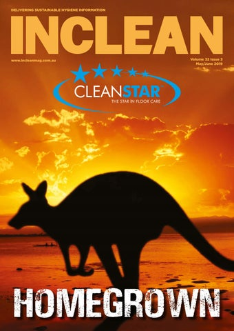 INCLEAN May-June 2019 by The Intermedia Group - issuu