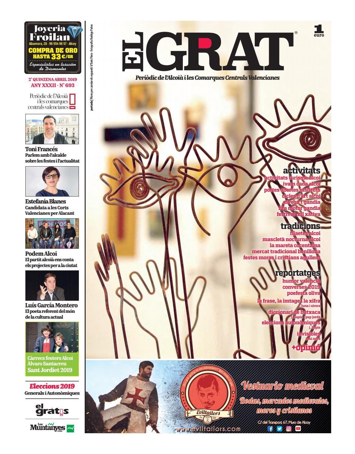 El Grat 693 By El Grat Issuu
