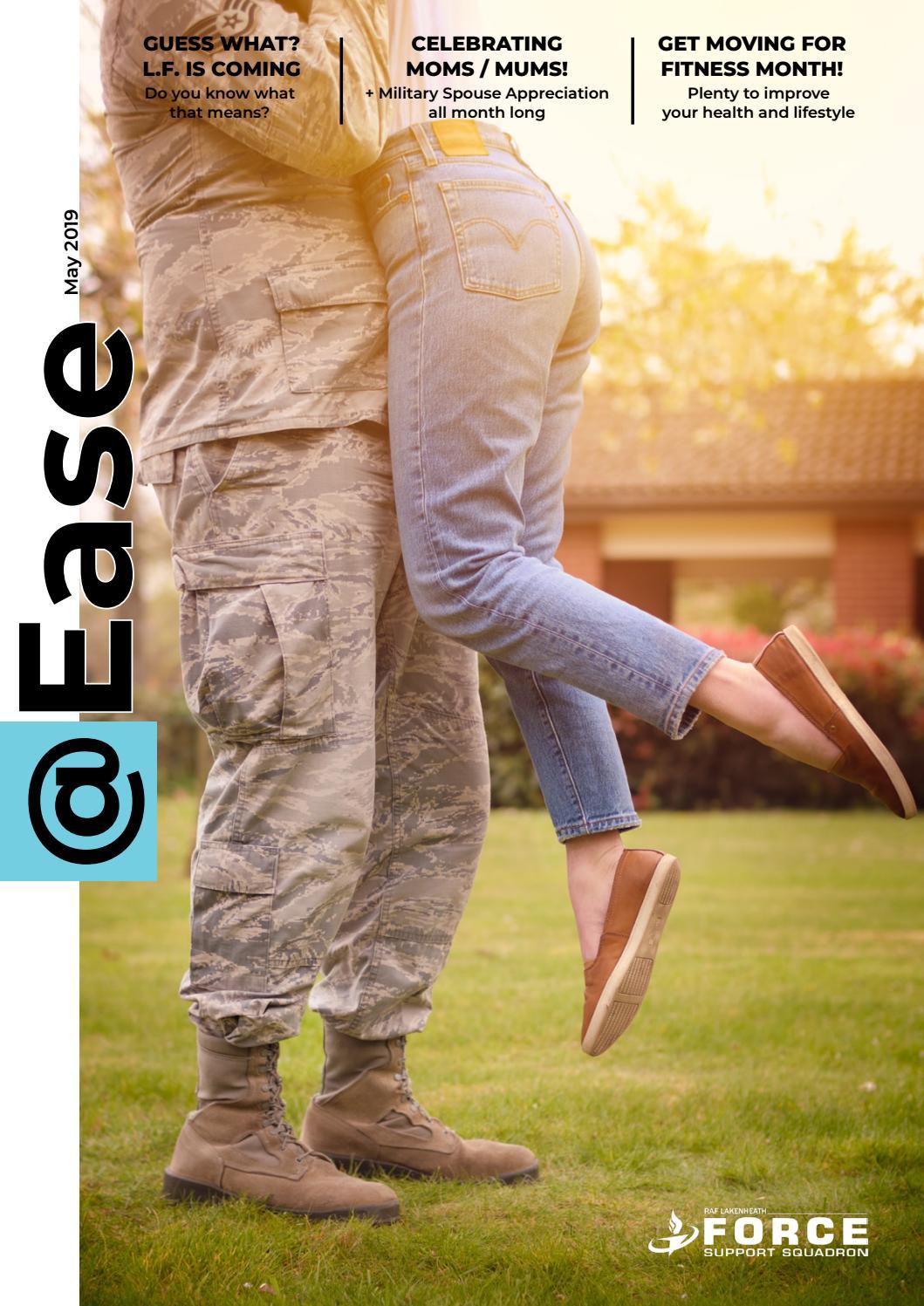 Atease May 2019 By 48 Fss Marketing Issuu