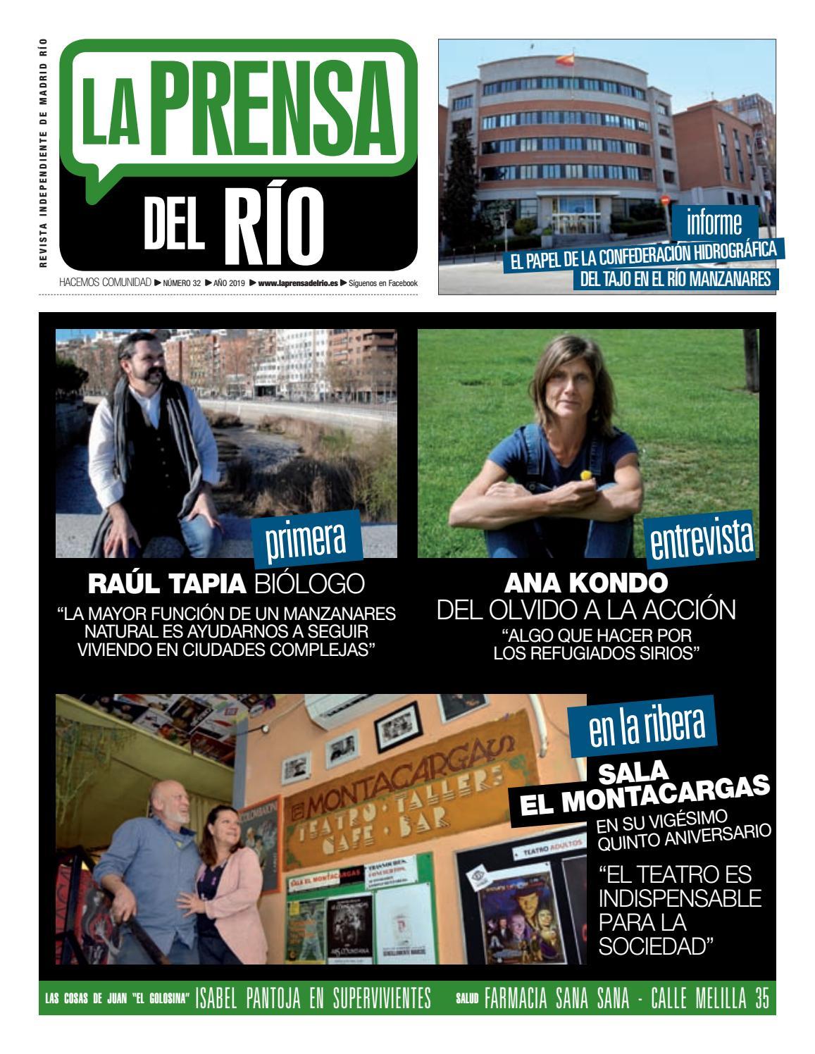 Ana Risueño Bajo La Piel la prensa del río 32la prensa del río - issuu