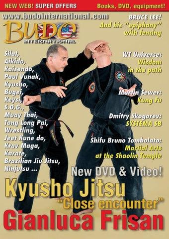 Martial Arts Magazine Budo International 381 – May 1