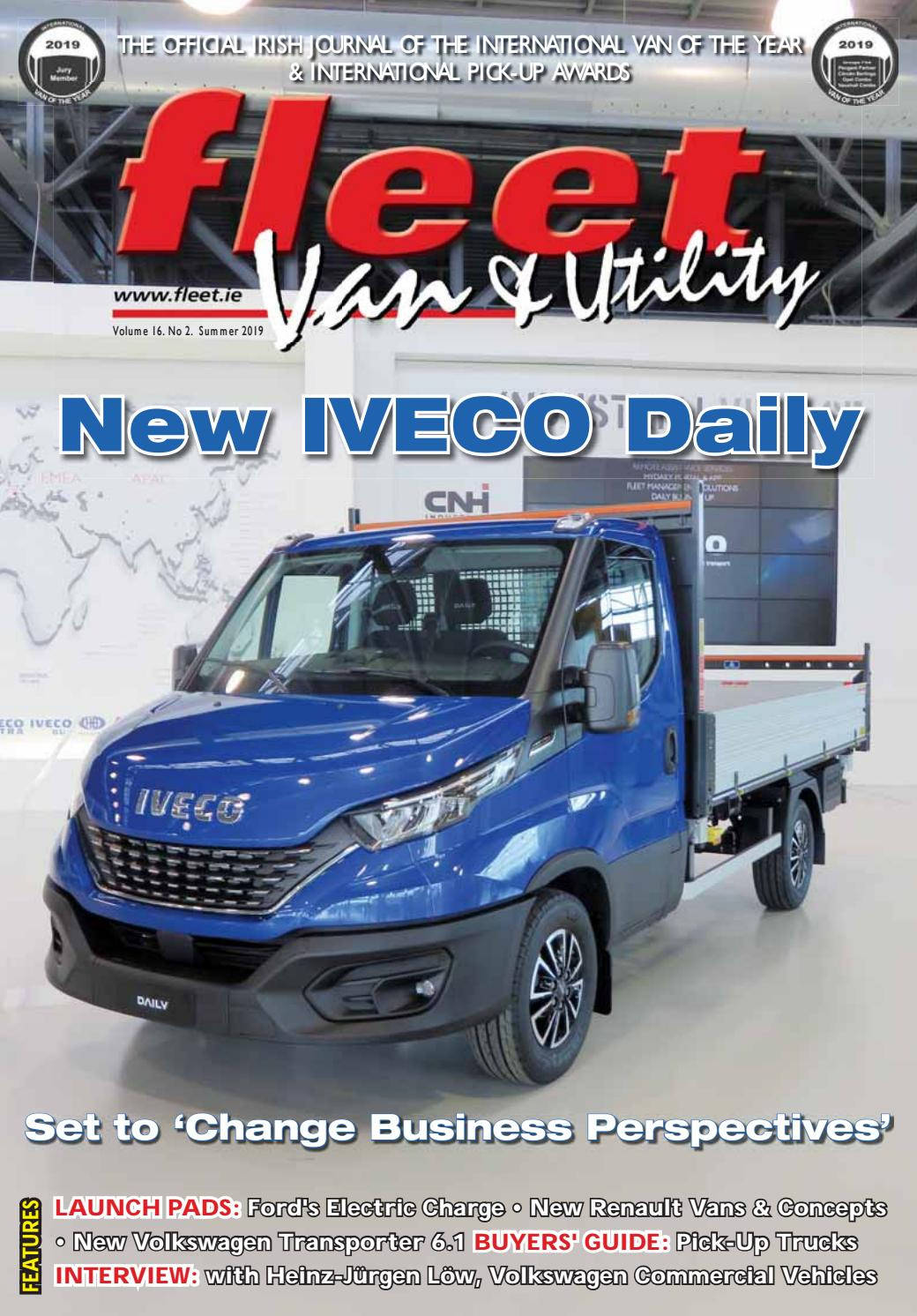 Fleet Van and Utility Summer 2019 by Fleet Transport - issuu