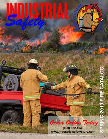 Industrial Safety Inc  | Fire Catalog - Spring 2019 by