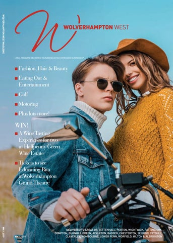 Wolverhampton West Magazine May 2019 By Jonathon Issuu