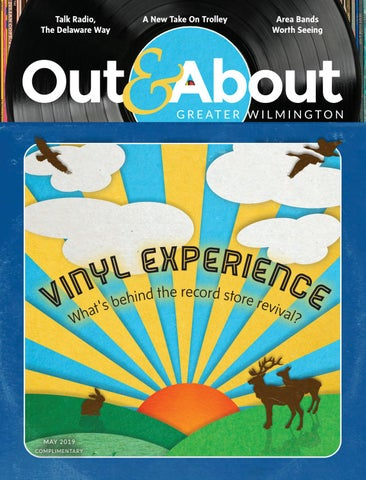 Out & About Magazine - May 2019 by outandabout - issuu
