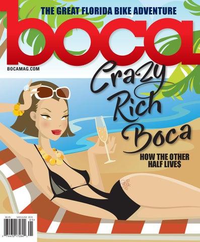 72589504a Boca Magazine May June 2019 by JES Media - issuu