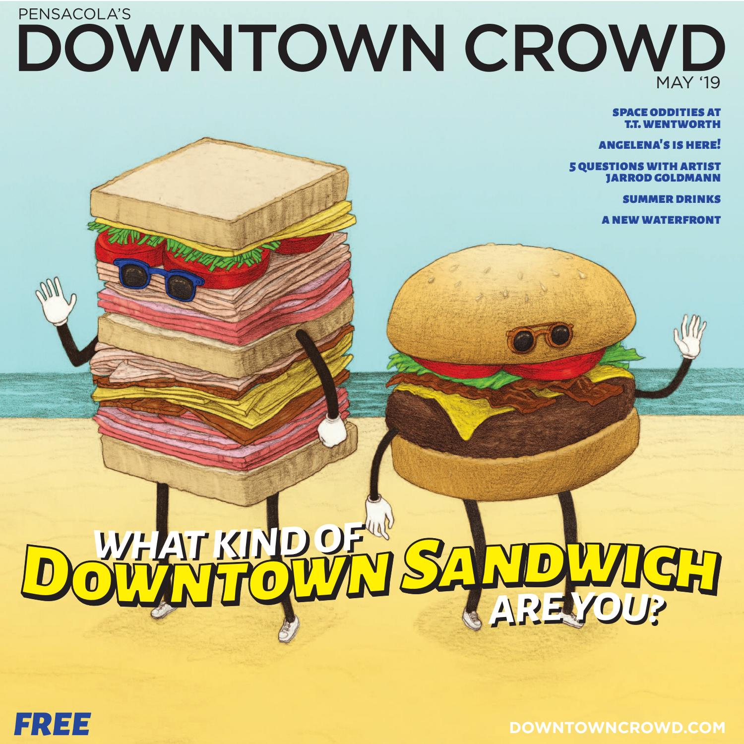 7464753c Downtown Crowd, May 2019 by Ballinger Publishing - issuu