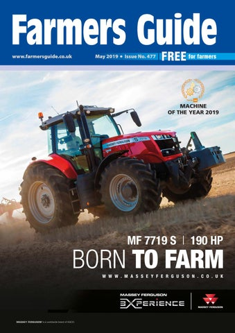 Farmers Guide May 2019 By Farmers Guide Issuu