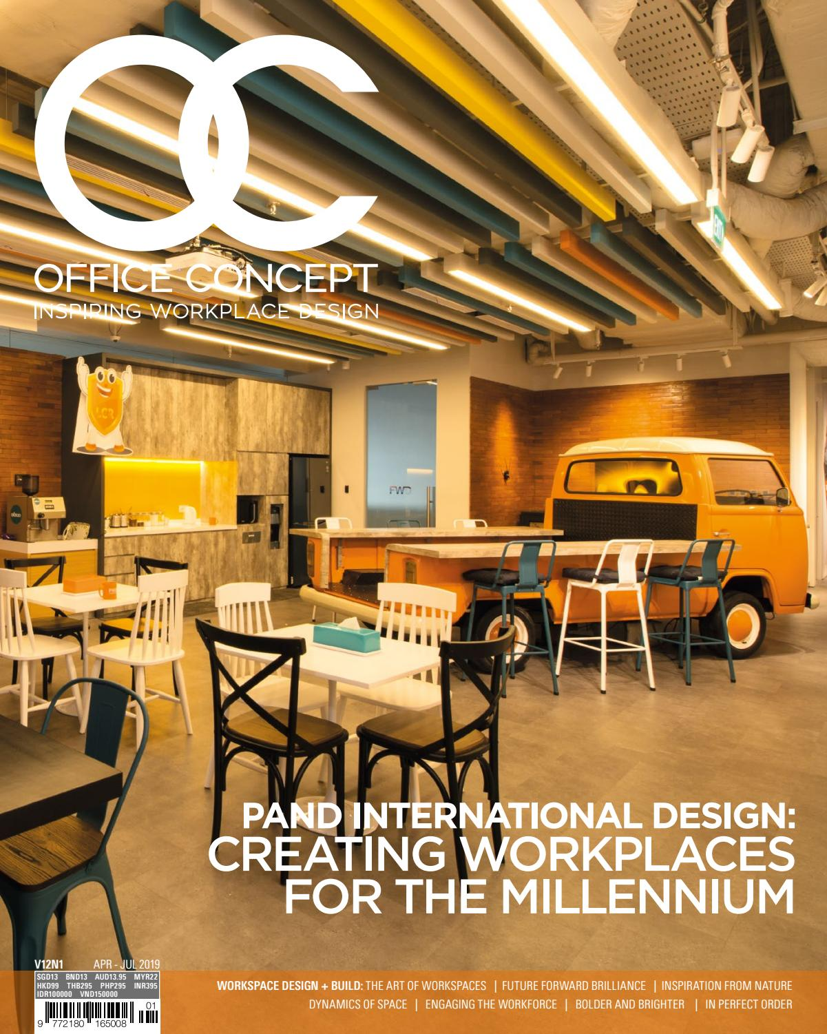 V12n1 By Office Concept Magazine