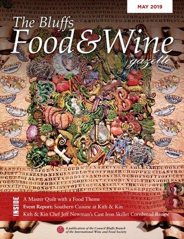 IWFS The Bluffs Food & Wine Gazette May 2019 by Omaha Magazine - issuu