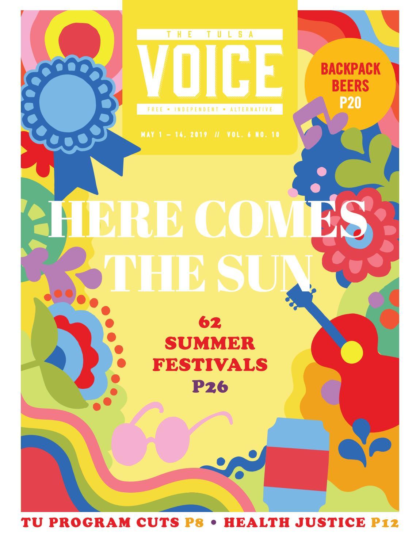 9ea886ba18c86 The Tulsa Voice   Vol. 6 No. 10 by The Tulsa Voice - issuu
