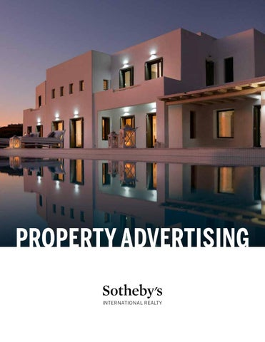 Encore Sotheby's International Realty - Property Advertising