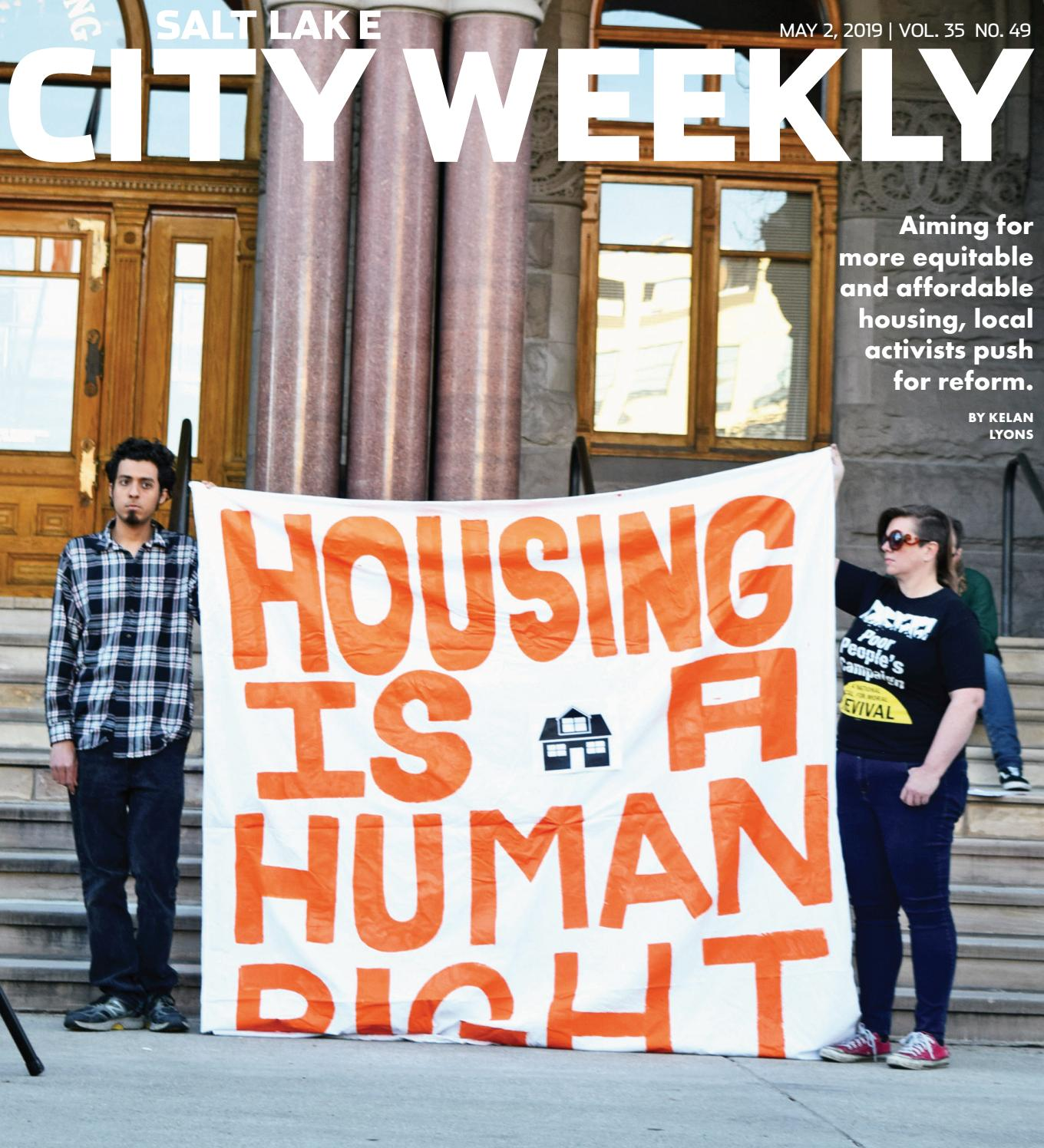 276d9d435dc945 City Weekly May 1, 2019 by Copperfield Publishing - issuu