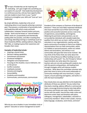 Page 11 of Leadership Tune-Up