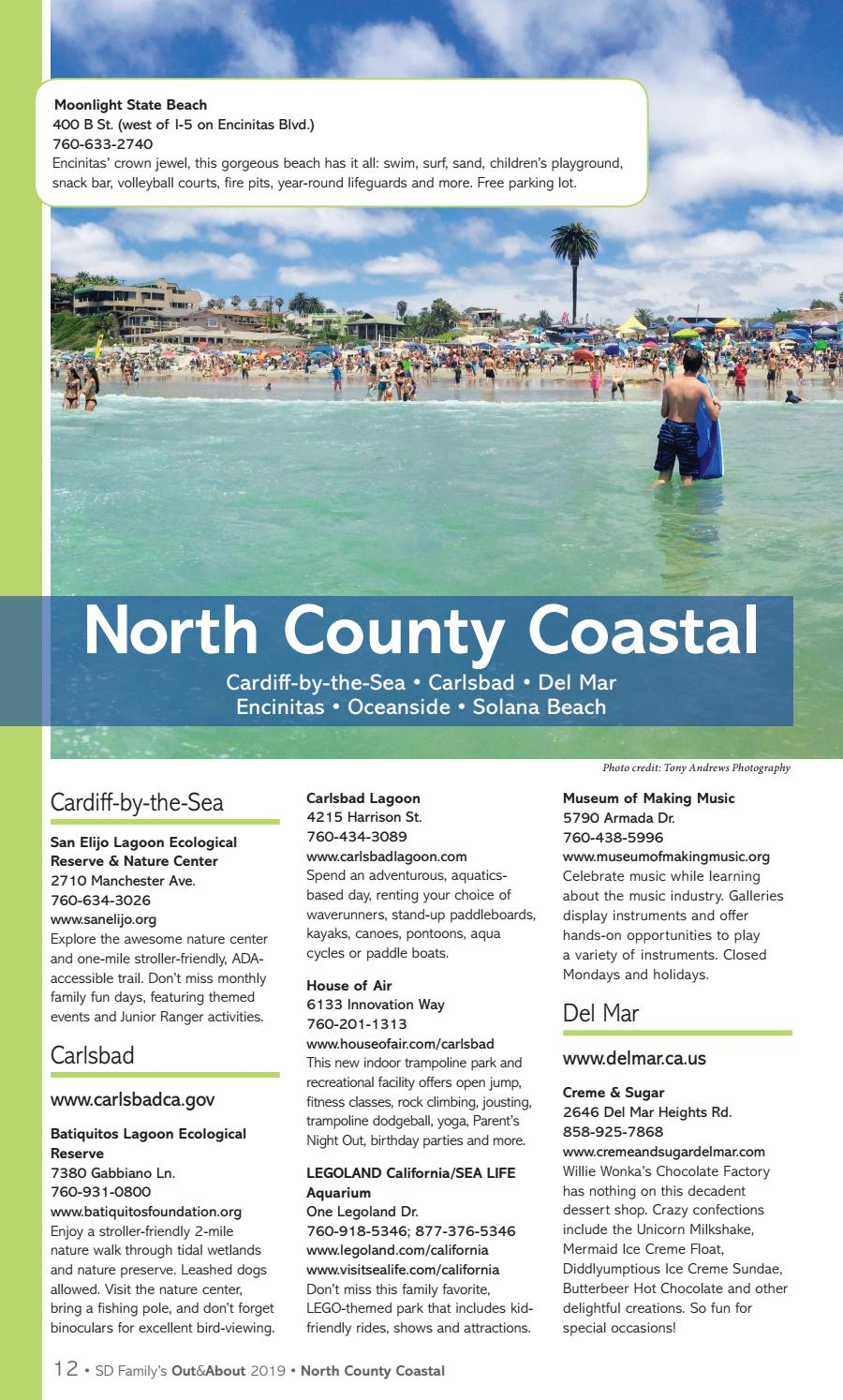 San Diego Family Travel Guide With Kids By San Diego Family Magazine
