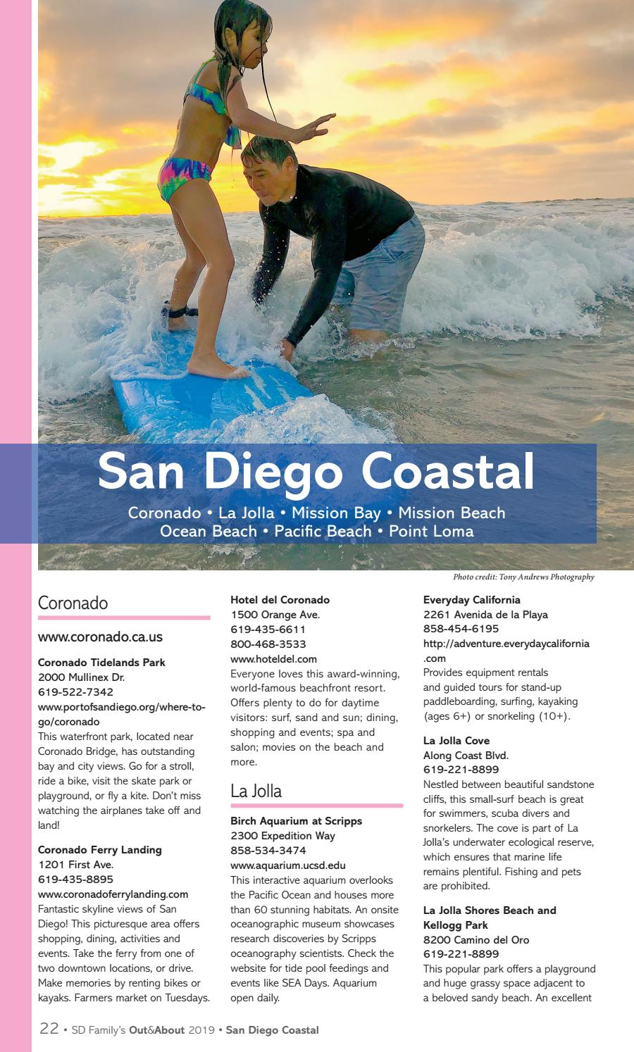 San Diego Family Travel Guide With Kids By San Diego Family