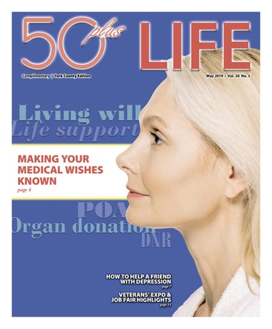 50plus LIFE York County May 2019