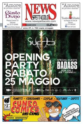 583999e53f15 News Spettacolo Cuneo - Maggio 2019 by edizioni b.l.b. snc - issuu