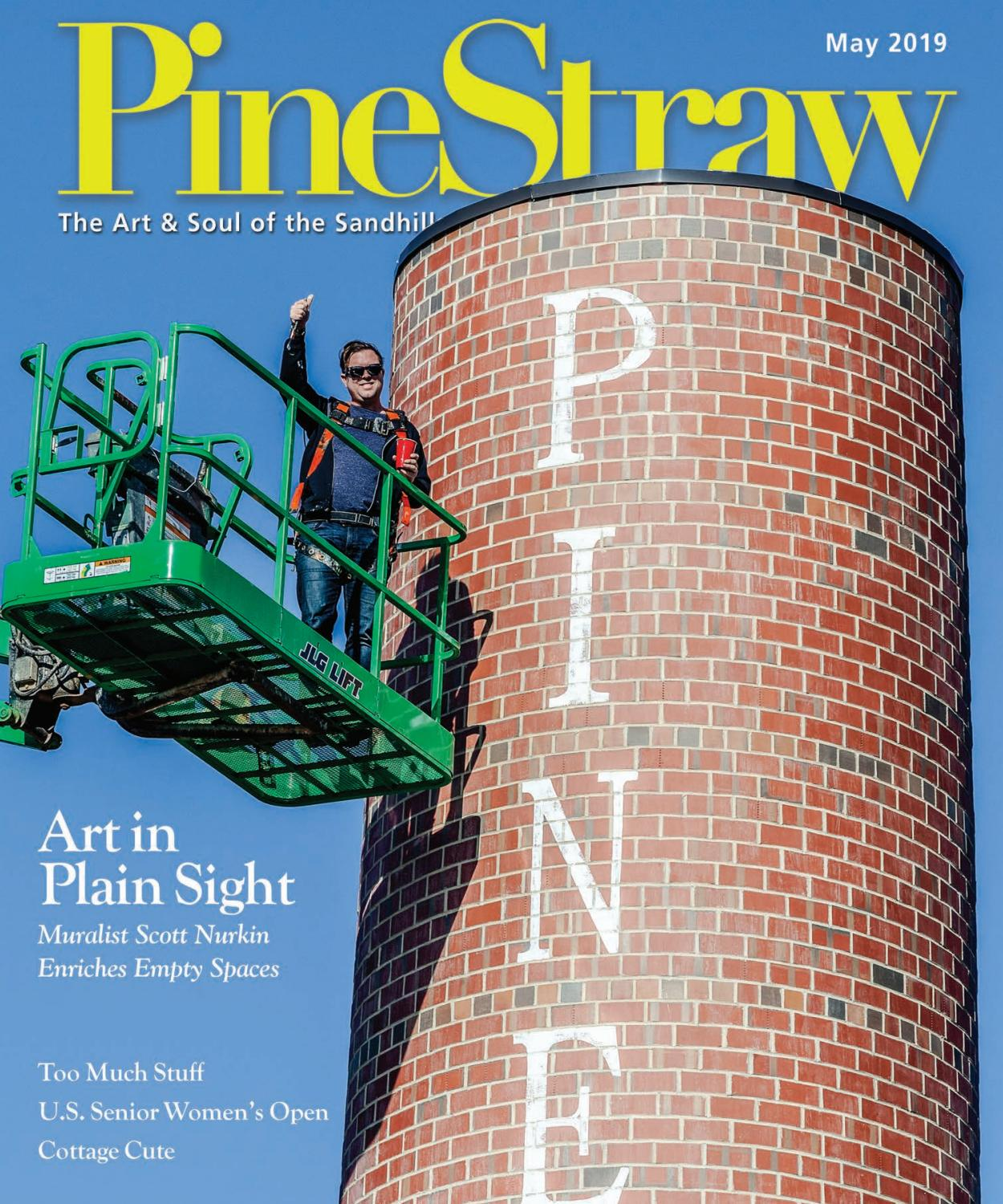 2af09dd4b May PineStraw 2019 by PineStraw Magazine - issuu