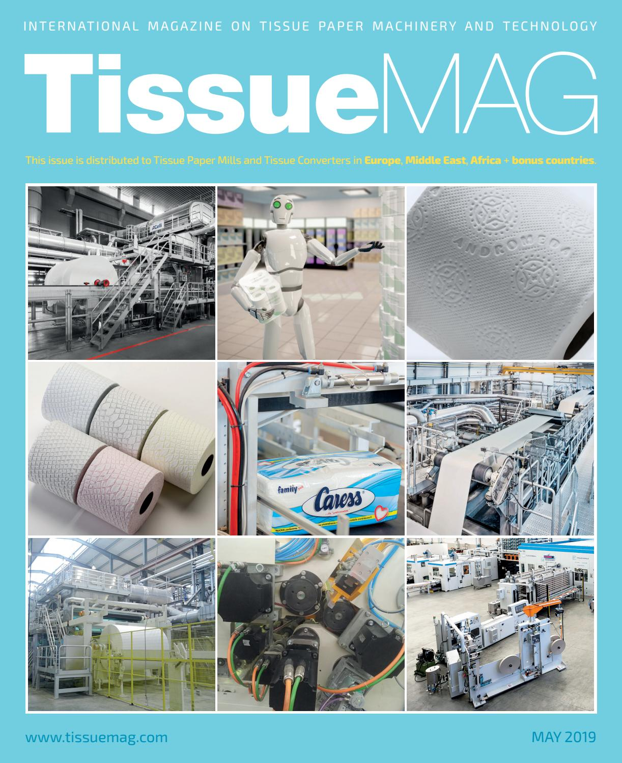 TissueMAG - May 2019 by Edipap S r l  - issuu