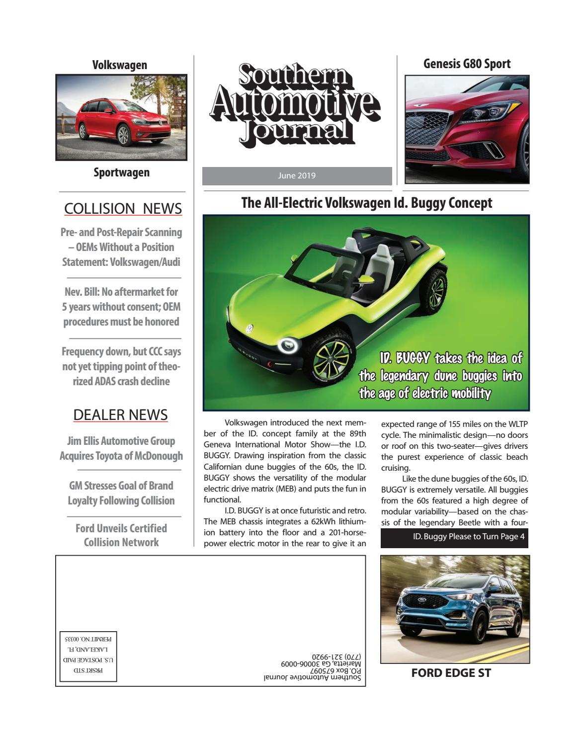 Southern Automotive Journal May 2019 Issue by Southern