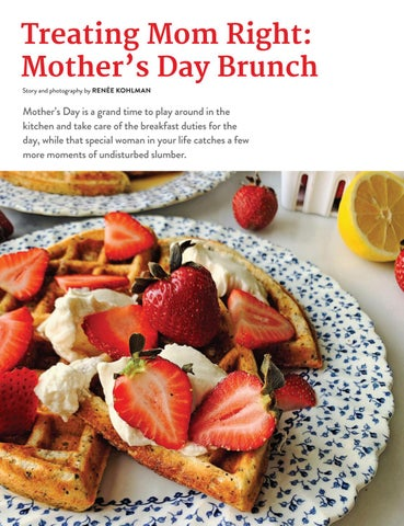 Page 20 of Treating Mom Right: Mother's Day Brunch