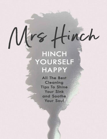 112039be5 Mrs Hinch H I N C H Y O U R S E L F H A P P Y All the Best Cleaning Tips to  Shine Your Sink and Soothe Your Soul