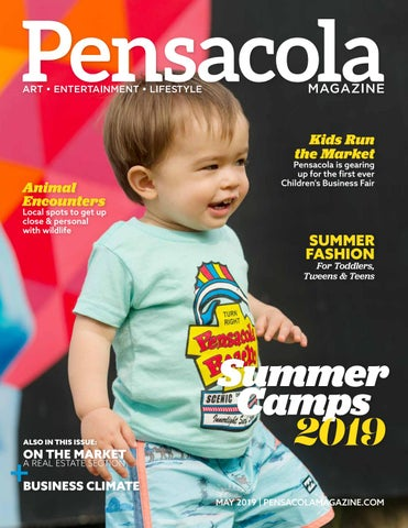 b1274a99a8a Pensacola Magazine, May 2019 by Ballinger Publishing - issuu