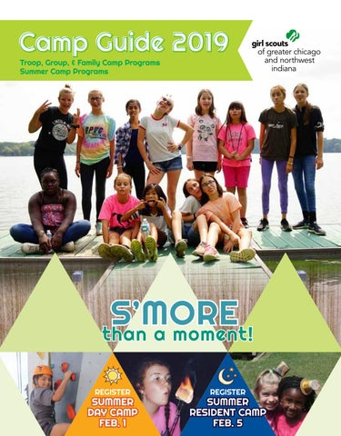 4ea81ee5b17f1 Camp Guide 2019 | Girl Scouts of Greater Chicago and Northwest Indiana by  Girl Scouts of Greater Chicago and Northwest Indiana - issuu