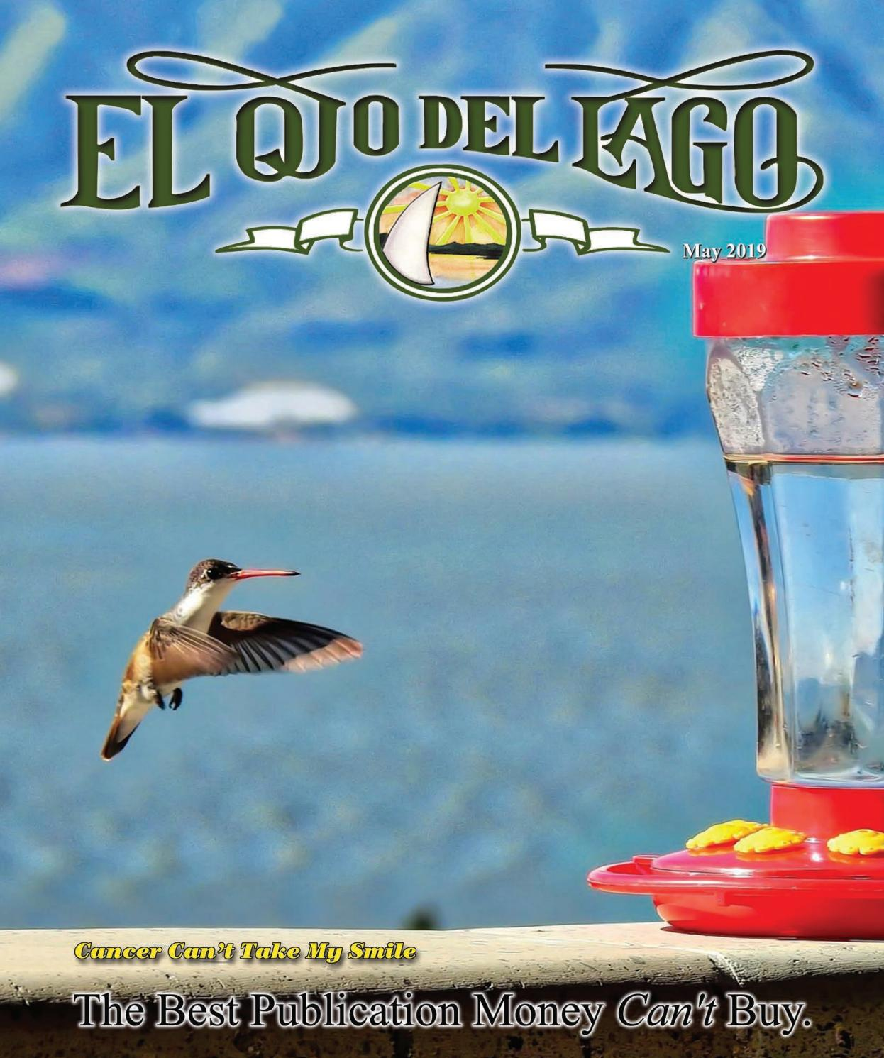 El Ojo del Lago - May 2019 by El Ojo del Lago - issuu