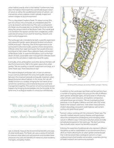 Page 15 of Call of the Wild: A Socio-Ecological Approach to Human Habitats