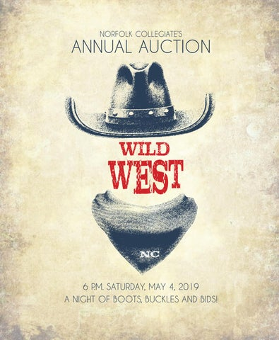 Annual Auction Booklet by Norfolk Collegiate - issuu