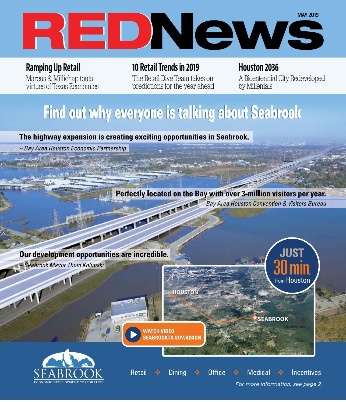 REDNews May 2019 Seabrook by REDNews - issuu