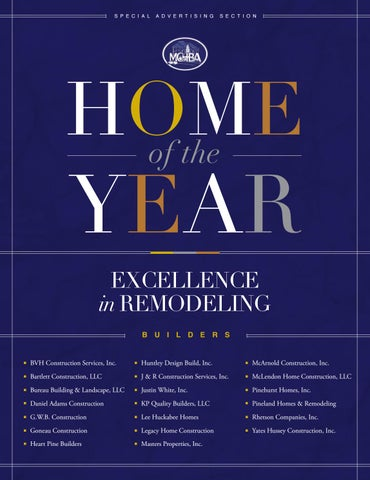 Page 26 of MCHBA Home of the Year 2019