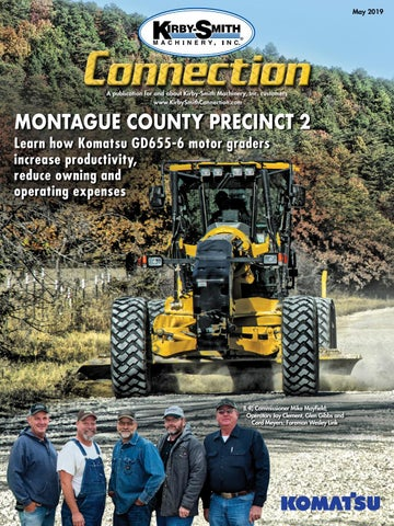 Kirbysmith Connection May 2019 By Construction Publications Inc