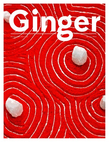 Page 1 of Ginger Issue 16