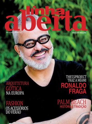 cf8da15b7 LINHA ABERTA BRAZILIAN MAGAZINE MAY 2019 by Linha Aberta Magazine ...
