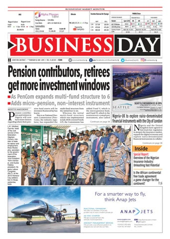 BusinessDay 02 May 2019 by BusinessDay - issuu