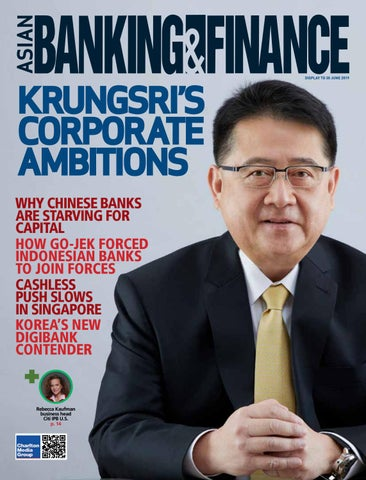 Asian Banking & Finance (April - June 2019) by Charlton Media Group