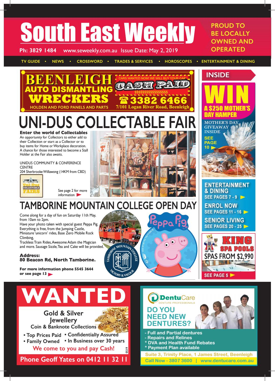 South East Weekly Magazine - May 2, 2019 by South East