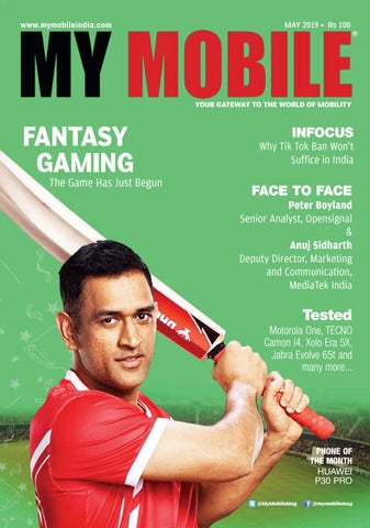 My Mobile May 2019 by My Mobile - issuu