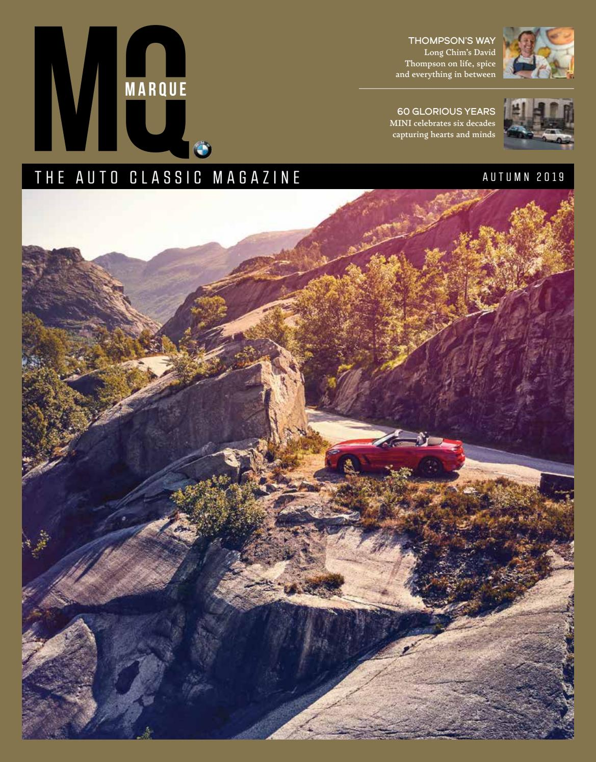 Bmw Marque Magazine Autumn 2019 By Premium Publishers Issuu